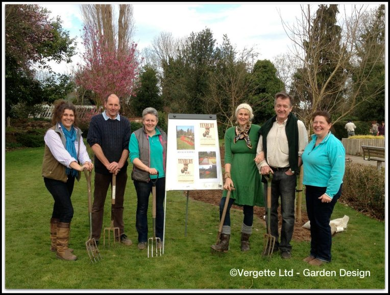 Hereford Horti Hub Volunteers