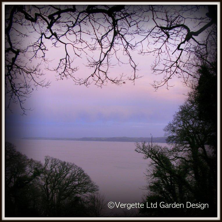 Vergette ltd Garden Design Hereford worcester West Midlands Land and Sky Clovelly