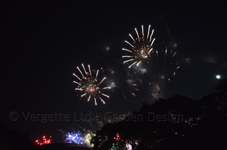 Vergette Ltd Garden Design International Firework Festival Japan