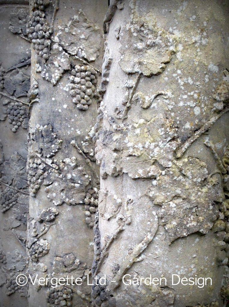 Vergette Ltd Garden Designer Stone Pillars