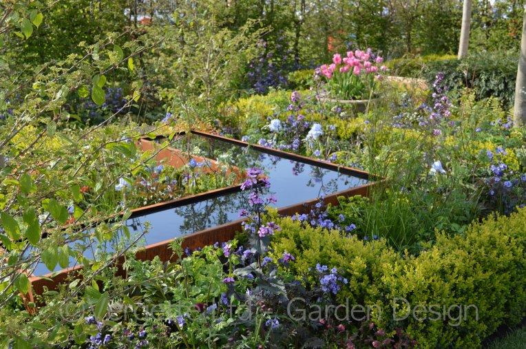 Vergette Ltd Garden Design Malvern 2016 UCARE