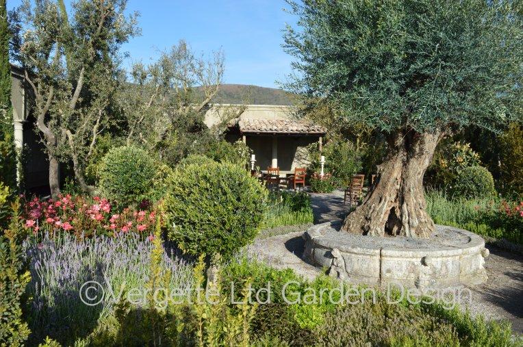 Vergette Ltd Garden Design Malvern Wedding Garden 2016