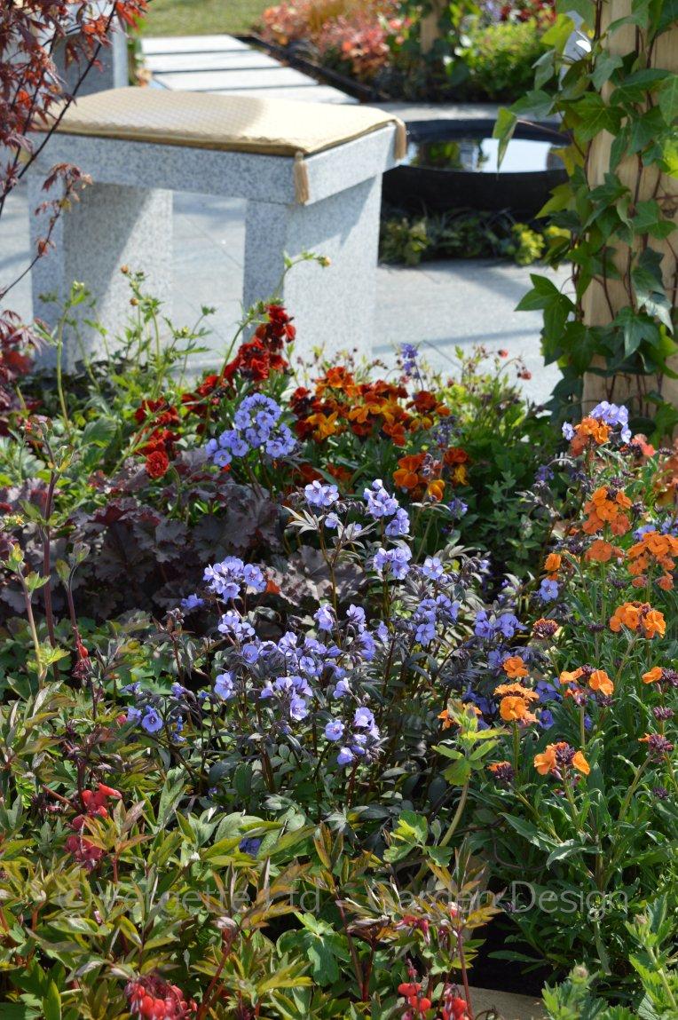 Vergette Ltd Garden Design Millefori Malvern 2016